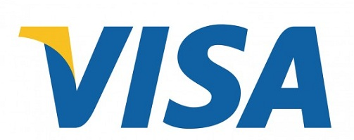 Visa-Symbol
