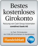 Norisbank abgelehnt